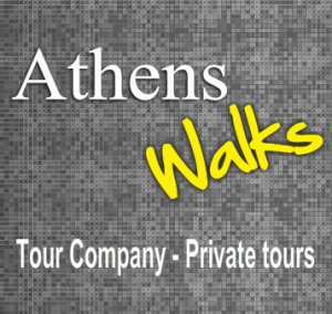 Athens Walks logo